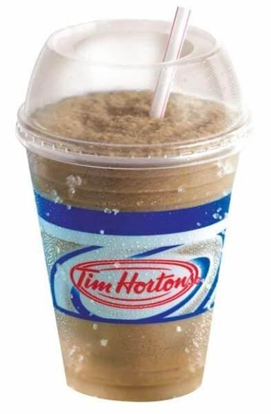 , Dieters: Tim Hortons Canada Calories