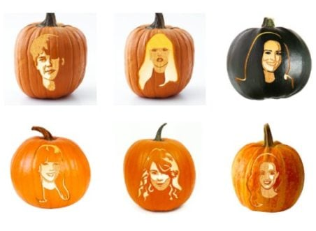 , Free Pumpkin Stencils to Print ~ 2020