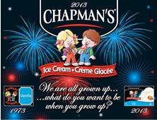 Free Chapmans 2013 Calendar~Freebies Canada