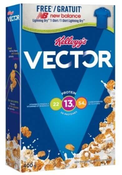 Vector Resolution Q1 2013 New Balance T-Shirt Promotion-Kelloggs Canada
