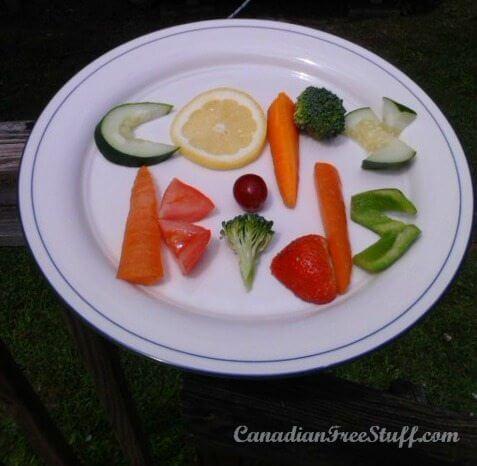Copy-Kids Eat Fruit & Vegetables DVD ~ Product Review