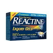 Reactine Coupons – Save $4.00 (Printable)