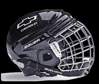 Chevrolet Canada Free Hockey Helmets for 5 year old Children