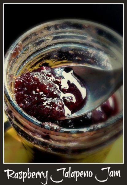 Raspberry Jalapeno Jam Recipe
