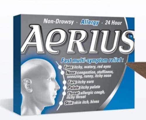 Aerius Coupon