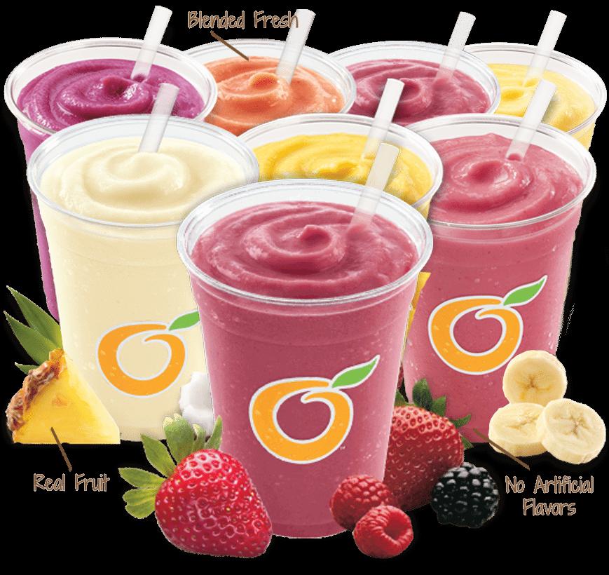 Orange Julius Deal – FREE Fruit Smoothie WUB $15 Gift Card