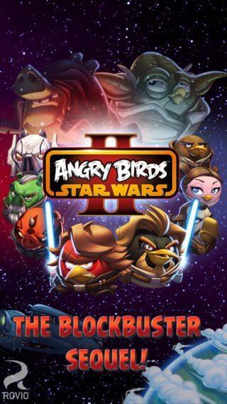 Free Itunes Download Angry Birds Star Wars II App