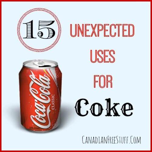 15 Unusual Uses for Coke