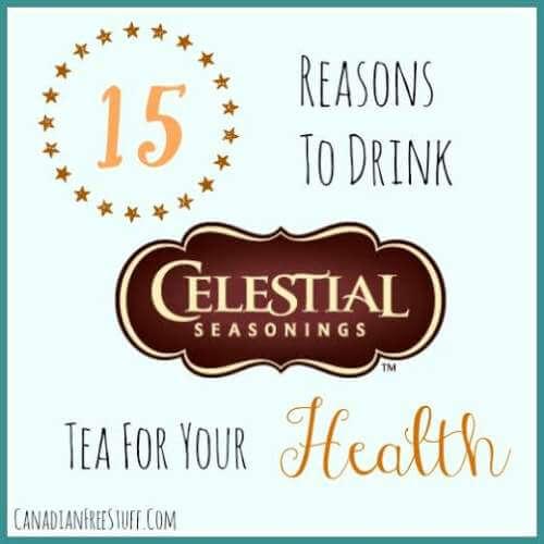 15 Reasons To Drink Celestial Seasonings Tea