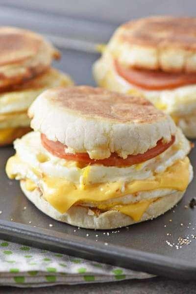 mcdonalds egg mcmuffin copycat recipe