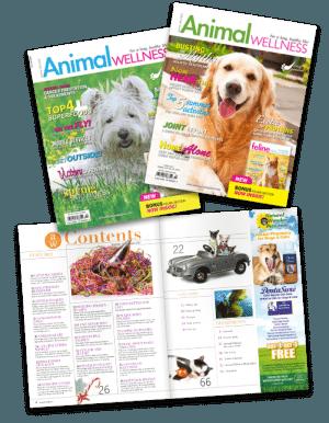 Animal Wellness Canada ~ Free Digital Magazine