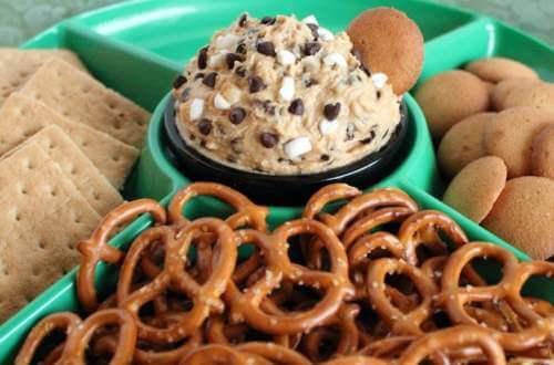 Peanut Butter S'mores Dip Recipe