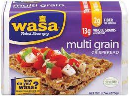 Wasa Coupon – Save$0.50 (Previous )