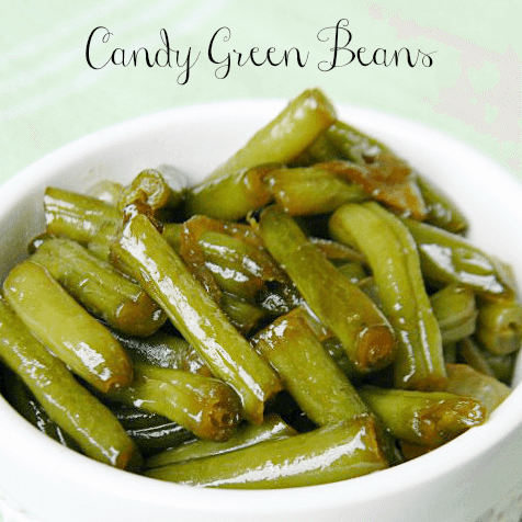 Candy Green Beans