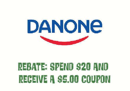 Danone Rebate