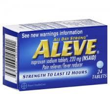 Aleve Coupon Save $4.00 (Previous)