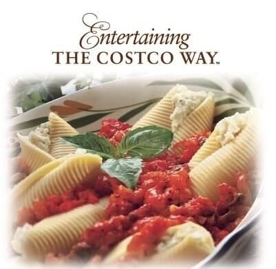 Costco FREE Recipe Book Download (Previous)
