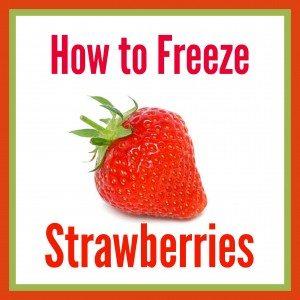 freeze-strawberries