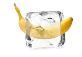 freeze banana