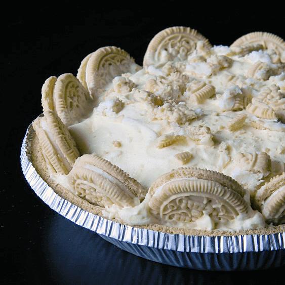Golden Oreo No Bake Pie