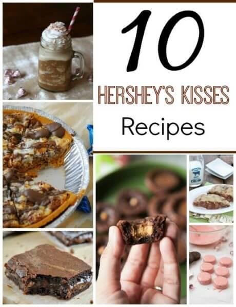 10 Hershey Kiss Recipes