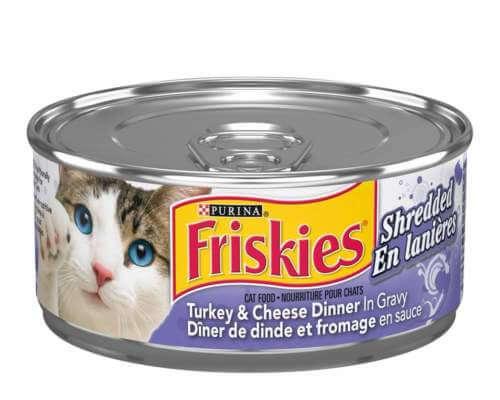 Friskies Wet Cat Food Deal $0.50 per Can