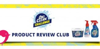 Oxiclean Free Product Review Offer from Chickadvisor for 1000 Canadian Women  -Go!!