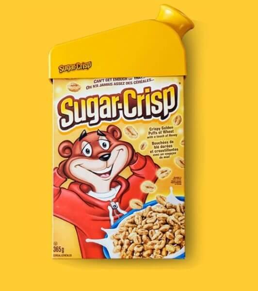 Sugar Crisp Contest Win Free Cereal Spouts