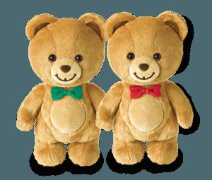 Kraft Teddy Bears Promotion
