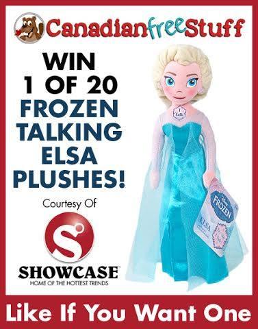 Talking Princess Elsa Doll