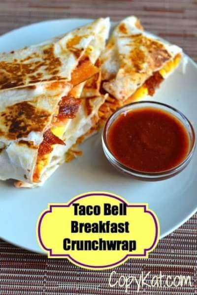 , Taco Bell Canada Copycat Recipes