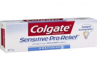 Colgate Coupon For Canada – Colgate Sensitive Pro Relief – $3.00 Total