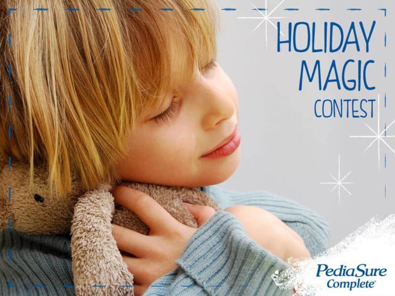 PediaSure Contest – WIN a Box of PediaSure products