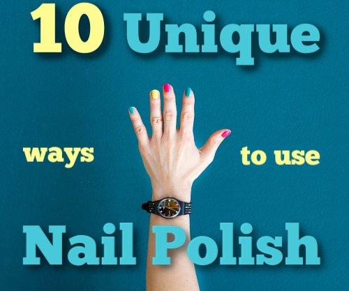 10 Nail Polish Hacks