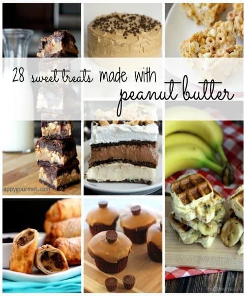 Kraft Peanut Butter Recipes