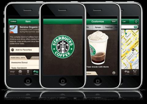Starbucks Mobile Application SCAM Alert