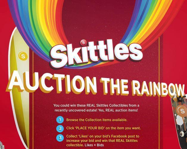 Skittles Contest ~ Win 1 of 60 Skittles Prizes!