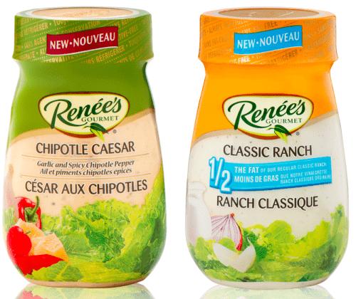 Renee's Salad Dressing Coupon Save $0.50 (Previous)