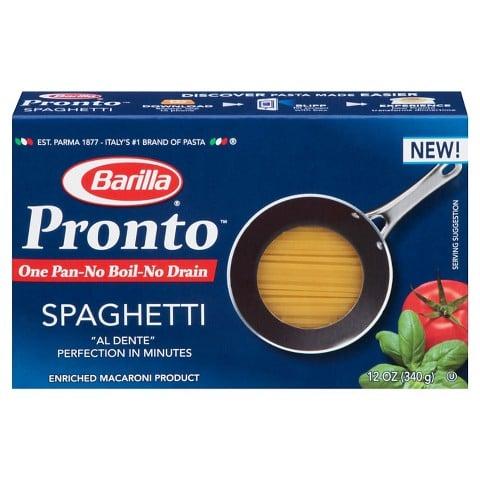 Barilla Pasta Coupon: Save $1.00