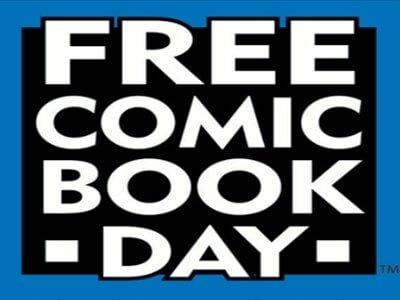 Free Comic Book Day 2018!