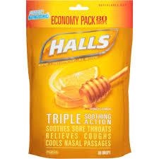 Halls Cough Drops Savings for Canada ( Coupons/Rebates)