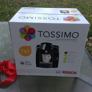 Tassimo Contest – Win a Tassimo T47 Brewer!