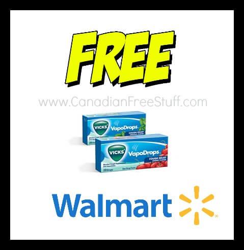 Walmart freebies of the week