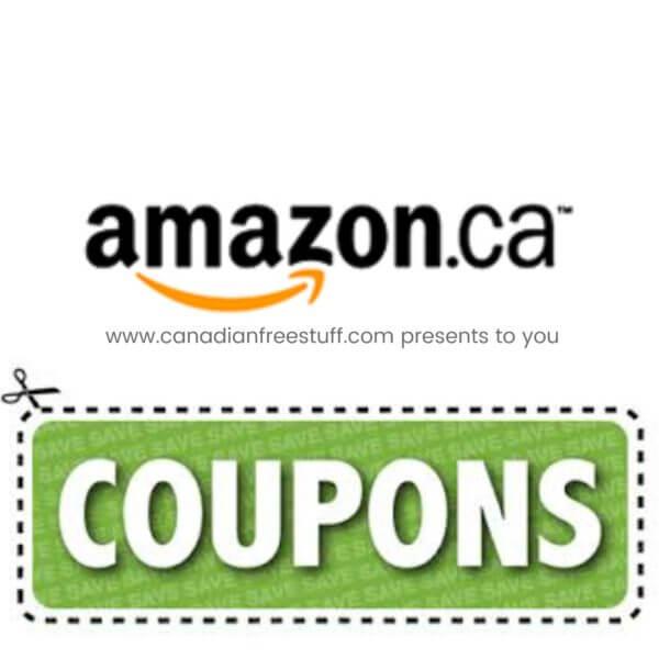 Amazon canada online coupon code