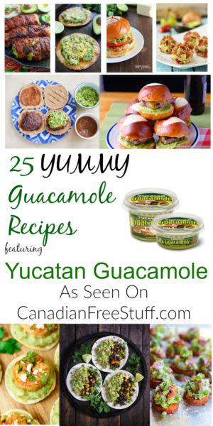 25 Yucatan Guacamole Recipes