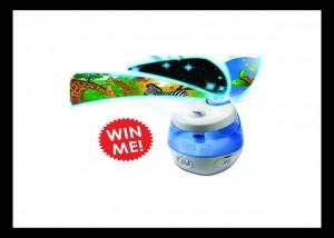 , Vicks Contest : Win Vicks Sweet Dreams Cool Mist Humidifier