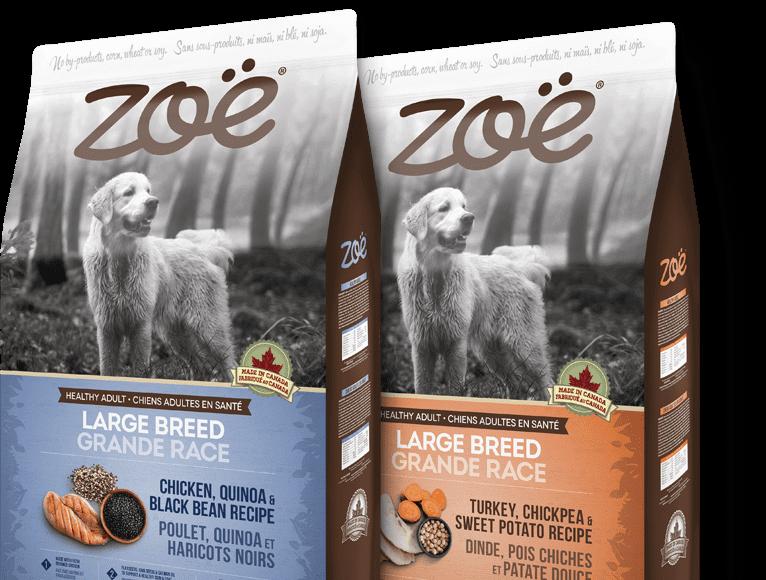 Zoe Dog Food Canada Coupon