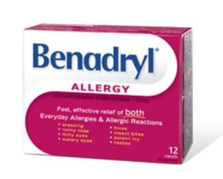 Benadryl Coupon – Save $4.00 off