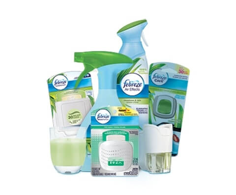 Febreze Coupons For Canada – Print/Mail Savings