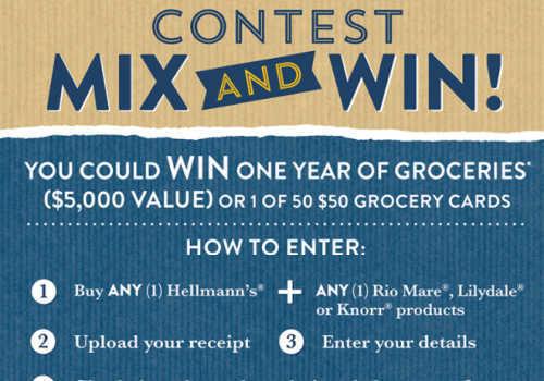 Hellmans Contest